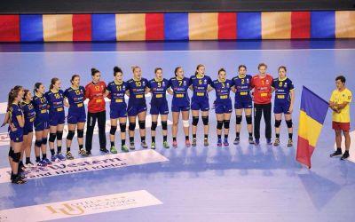 Relaxare, blocaj psihic sau eroare tactică ? Naționala feminină de handbal U18 a României, învinsă de Suedia, deși a condus cu 7 goluri