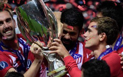 Atletico Madrid poate face spectacol. A arătat-o în Supercupa Europei cu Real Madrid