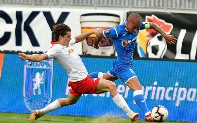 U Craiova, eliminată de Leipzig din Europa League, după 1-1 în Bănie