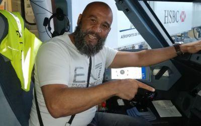 Un fost boxer a oprit deturnarea unui avion