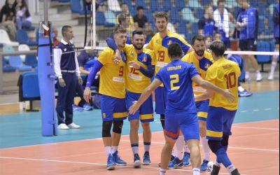 După 24 de ani. Naționala masculină de volei a României merge la Euro