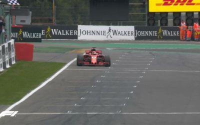Formula 1: Vettel, câștigător în Marele Premiu al Belgiei