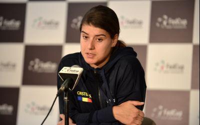 Sorana Cîrstea accede în turul secund la US Open și se va duela cu Șarapova