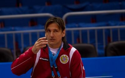 Antrenorul Adrian Croitoru, suspendat de la lotul național de judo