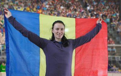 Andreea Panţuroiu, aur la reuniunea IAAF de la Zagreb