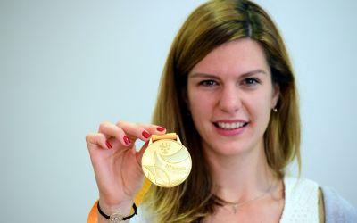 Alina Rotaru a câștigat Jump Fest de la Kosice