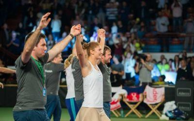 Irina Begu a anunțat despărțirea de antrenorii Artemon Apostu-Efremov și Adrian Cruciat