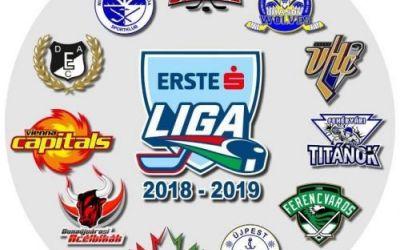 S-a dat startul în Erste Liga la hochei pe gheață