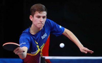 Cristian Pletea, din nou campion la Europe Youth Top 10