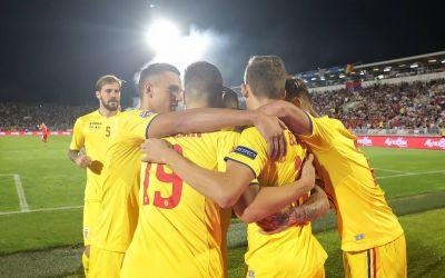 Remiză în bătălia de la Belgrad. Serbia-România 2-2, în Nations League