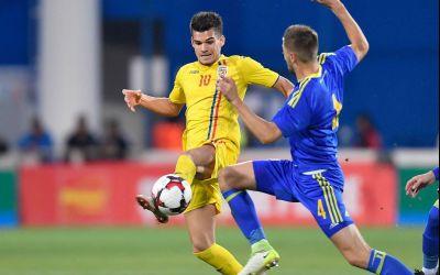 Tineret, mândria țării. Naționala U21 a România a învins și Bosnia și a urcat pe primul loc în grupa pentru Euro