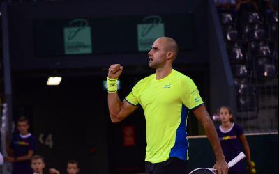 Cupa Davis: Egalitate între România și Polonia după prima zi a duelului din turul trei al grupei a II-a din zona Europa/Africa