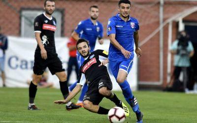 Încă un meci nebun în Liga I! Poli Iași obține in extremis victoria la Voluntari