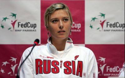Maria Șarapova nu va mai juca în acest an