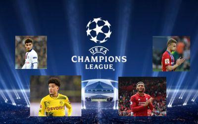 10 tineri jucători de urmărit în noul sezon de Champions League