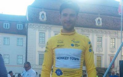 VIDEO / Olandezul Peter Schulting a câștigat prima etapă din Turul României