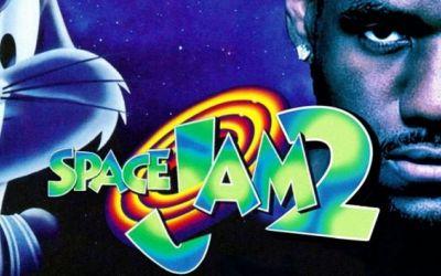LeBron James va juca în filmul Space Jam 2