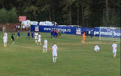 Sportul Snagov este noul lider din Liga 2, după victoria cu UTA