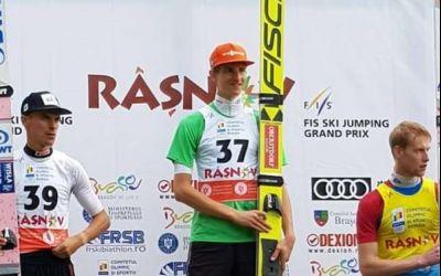 Karl Geiger, câștigător în primul Grand Prix de vară la sărituri cu schiurile de la Râşnov
