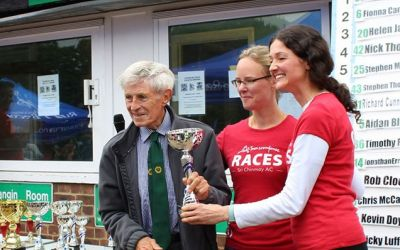 Un britanic de 85 de ani stabilește un nou record la alergare de anduranță