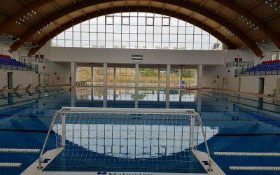 FOTOGALERIE / Bazin nou de înot, inaugurat la Arad