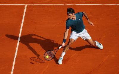 Roger Federer explică tehnic de ce nu joacă pe zgură