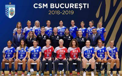CSM București a debutat cu victorie în Liga Campionilor. Spectacol făcut de Neagu și Mehmedovic