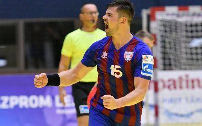 Cupa EHF: CSA Steaua a învins Maccabi Rishon