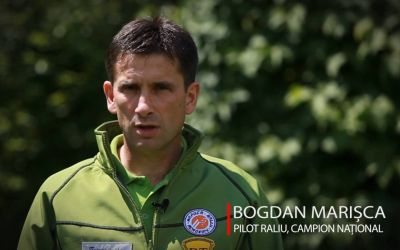 Bogdan Marişca a câştigat Raliul Sibiului