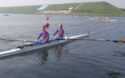 Canotaj: Tabita Maftei şi Alina Maria Baleţchi, bronz la Jocurile Olimpice de Tineret