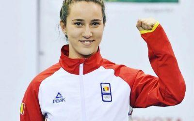 Andreea Dragoman, bronz la Jocurile Olimpice de Tineret