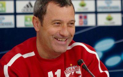 Rednic nu poate fi decât pe plus la Dinamo