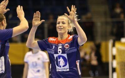 Heidi Loke a semnat pe 3 ani cu Larvik