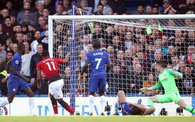 Dramatism în duelul dintre Chelsea și Manchester United. Londonezii au smuls un punct pe final