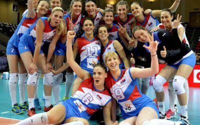 Serbia a câștigat Campionatul Mondial de volei feminin