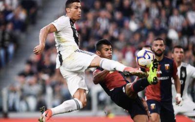 VIDEO/Genoa a obținut o remiză nesperată cu Juventus. Ionuț Radu a gafat la reușita lui Ronaldo