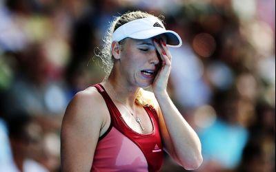 Turneul Campioanelor: Wozniacki şi Kvitova, învinse în primele meciuri