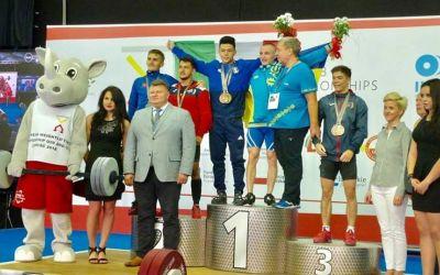 Haltere: O medalie de argint şi trei de bronz câștigate în week-end la Europenele de juniori