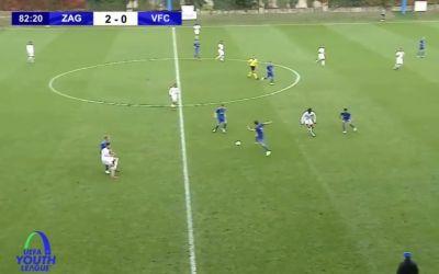 VIDEO / Viitorul a fost eliminată din Youth League de Dinamo Zagreb