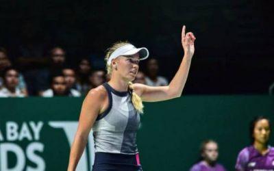 Turneul Campioanelor: Wozniacki, campioana de anul trecut, a fost eliminată