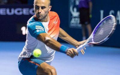 Marius Copil a pierdut finala de la Basel împotriva lui Roger Federer