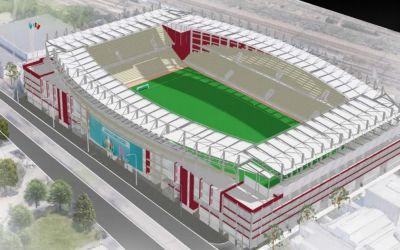S-a semnat contractul cu firma care va reconstrui stadionul Giulești