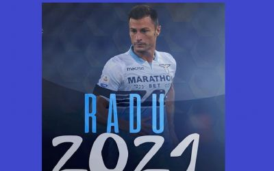 Radu Ștefan și-a prelungit contractul cu Lazio