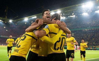 Bundesliga: Dortmund se distanțează de Bayern în campionat