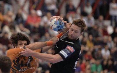 Victorie mare pentru Dinamo în Liga Campionilor la handbal masculin