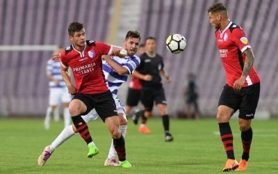 Liga 2: victorii pentru Chindia, FC Argeș, Luceafărul și Aerostar Bacău