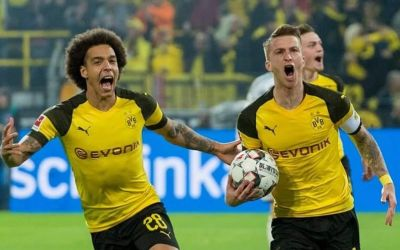 Dortmund câștigă în Der Klassiker. Borussia s-a impus după două reveniri cu Bayern