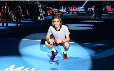 Tsitsipas, campion la Milano, la turneul Next Gen ATP Finals