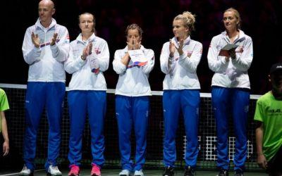 Încă un titlu pentru Cehia în Fed Cup