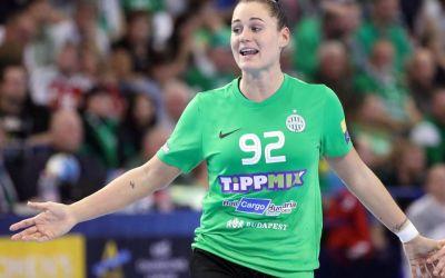 După meciul cu CSM București, Dora Hornyak a anunțat că este însărcinată